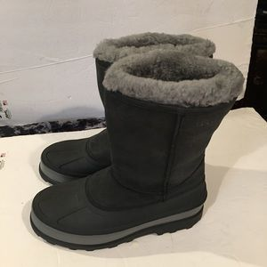 Women's Black Ugg boots size 10